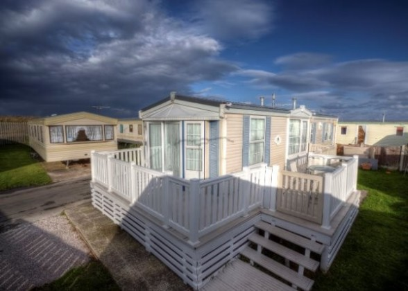 Wonderful Berth Family Caravan For Hire Golden Gate Holiday Park Towyn North