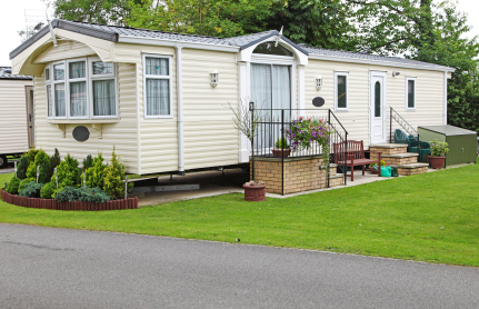 Big Static Caravans for Rent