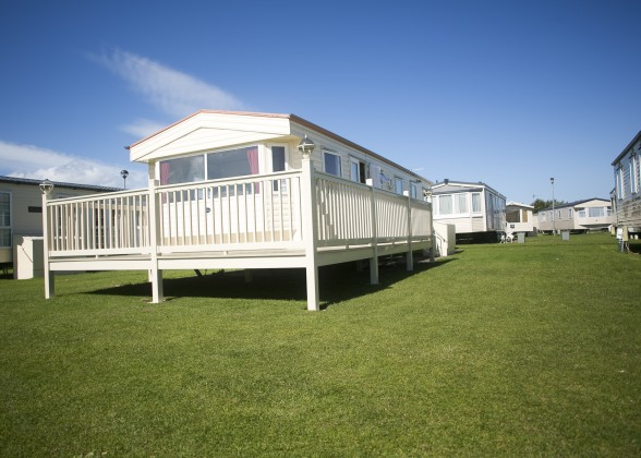 Cool UK Private Static Caravan Holiday Hire At Ty Mawr Towyn Conwy North