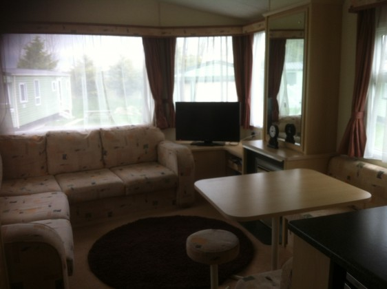 Perfect Static Caravans For Hire At Grange Farm Near Mablethorpe