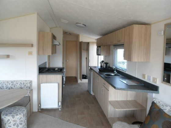Excellent Prices On This Lovely 3 Bedroom Caravan For Hire At Havens Hopton