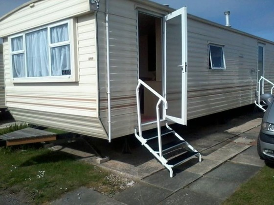 Brilliant Caravan For Hire In Towyn North Wales