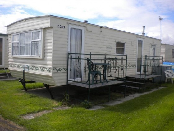 Amazing Towyn North Wales Edwards Leisure Park 2 Bedroom Caravan For HIre