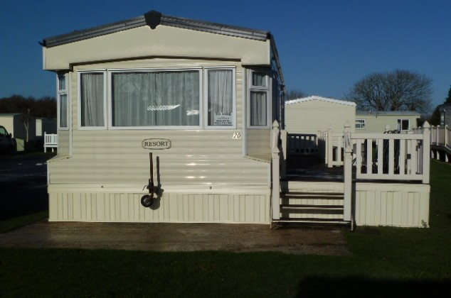 Excellent Caravan Holiday Homes For Hire Near Bournemouth At Meadowbank Holidays