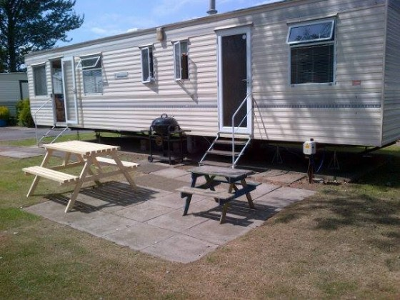Popular Caravan For Hire At Haggerston Castle Brand New 2017 UK