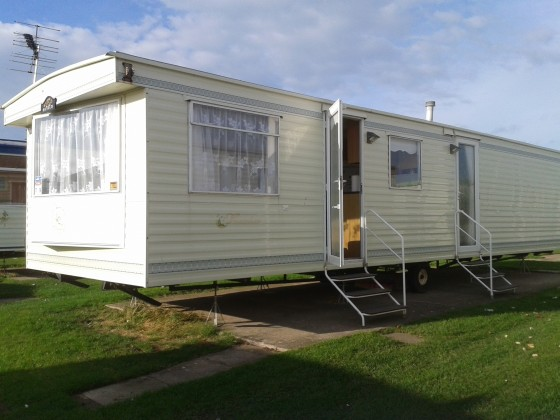 Elegant UK Private Static Caravan Holiday Hire At Ty Mawr Towyn Conwy North
