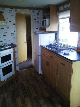 Fantastic UK Private Static Caravan Holiday Hire At Ty Mawr Towyn Conwy North