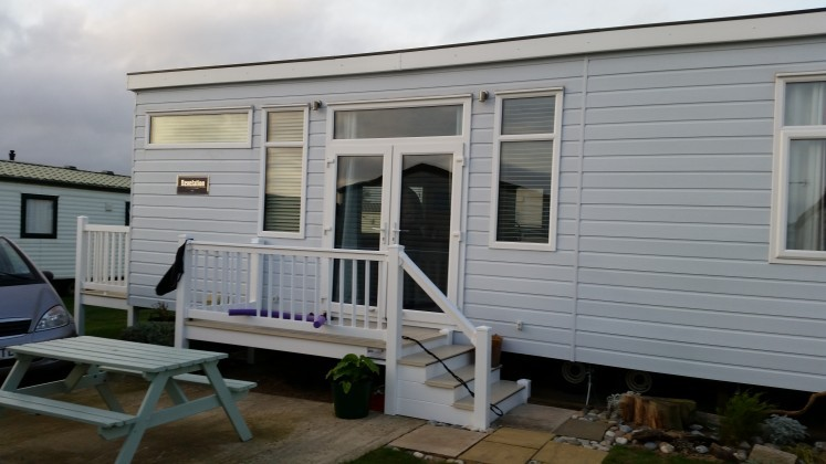 Unique UK Private Static Caravan Holiday Hire At Caister On Sea Great