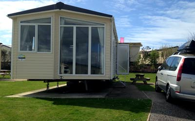 Brilliant Caravan For Hire At Haven Golden Sands UK Caravan Rental