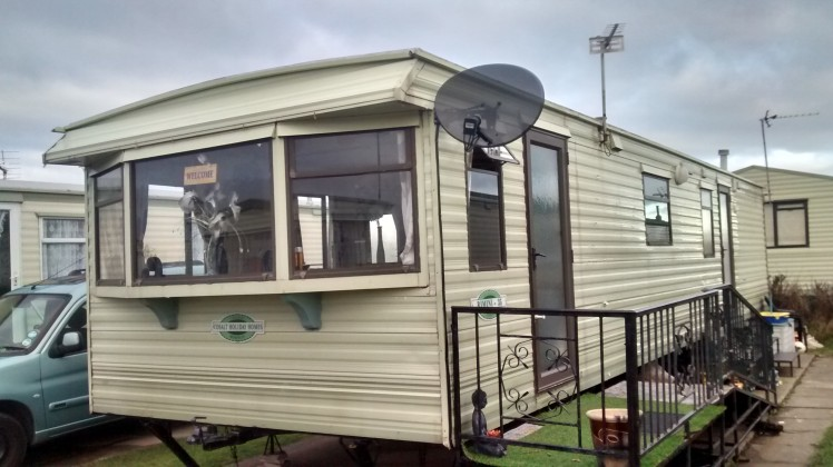 Amazing Static Caravan Hire Rent Let Ty Mawr Towyn North Wales Park Resorts