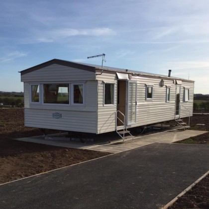 Model UK Private Static Caravan Holiday Hire At Sand Le Mere Tunstall Nr