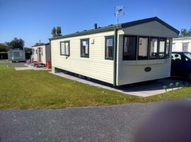 Popular Caravan For Rent For That Peaceful Holiday At Llanbrymair Mid Wales