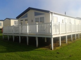 Ceder 12. Park Resorts. Cayton Bay.
