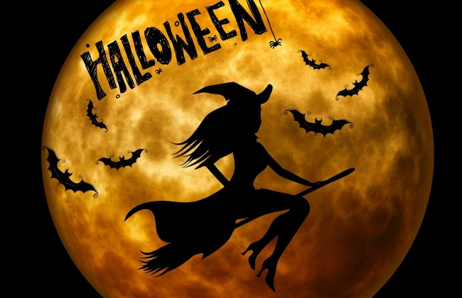 Halloween Fun - Self-catering accommodation in Cornwall