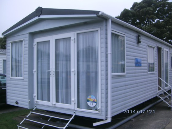 Unique UK Private Static Caravan Holiday Hire At Elm Beach Caister On Sea