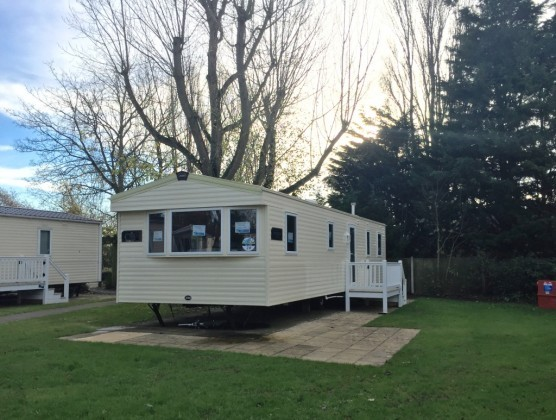 Perfect Stunning Modern Caravan For HIre At Hopton Holiday Village Norfolk