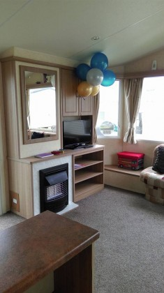 New Pet Friendly Caravan For Hire At Kingfisher Holiday Park