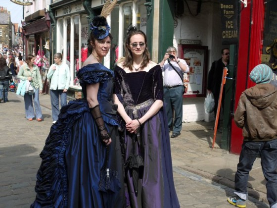 Holiday Caravans in Whitby for Gothic Weekends