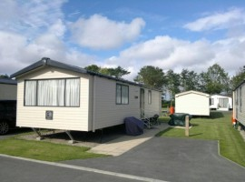 3 bed prestige Lake District Caravan