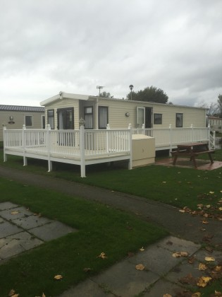Model Static Caravan Park Resorts Ty Mawr Towyn North Wales  The Meadows