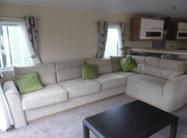 Golden Gate Holiday Centre, Towyn, North Wales - Variety of caravans available