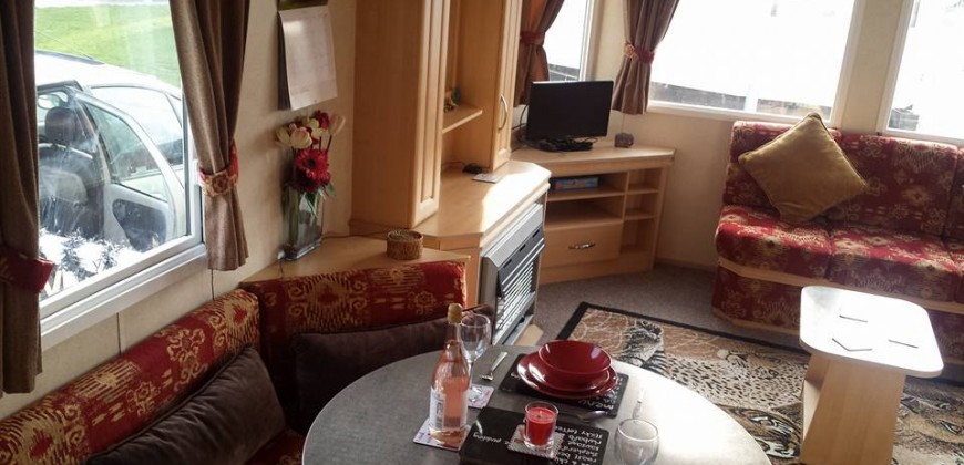 Popular Static Caravan For Hire In North Cornwall