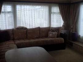 Whitehouse Leisure Park, Towyn, North Wales - Variety of caravans available.