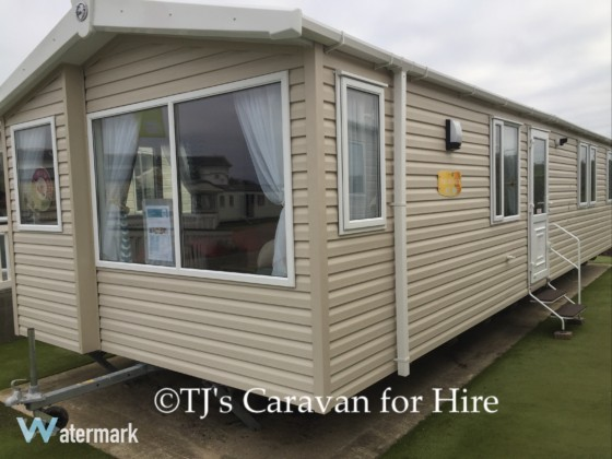 Luxury Caravan Hire In Falmouth