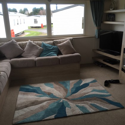 Original Dog Friendly Caravan For Hire At Looe Bay Holiday Park To Rent In Looe