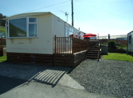 Book now for 2018 6 Berth Silver Plus Caravan for Rent Clarach Bay Holiday Village Aberystwyth Wales