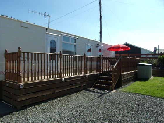 Rent a Static Caravan more than once