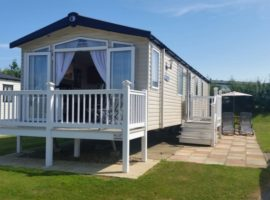 Two Bedroom, Dog Friendly, Holiday Home with Available to Hire at Haven Hopton Holiday Village