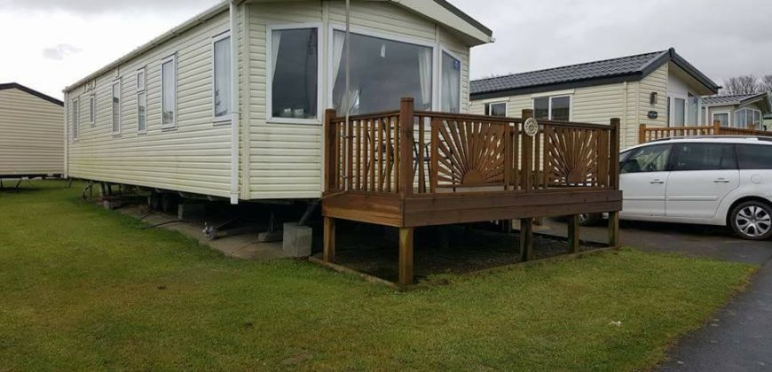 Fantastic  Caravan Holiday Hire At Quay West New Quay Ceredigion West Wales