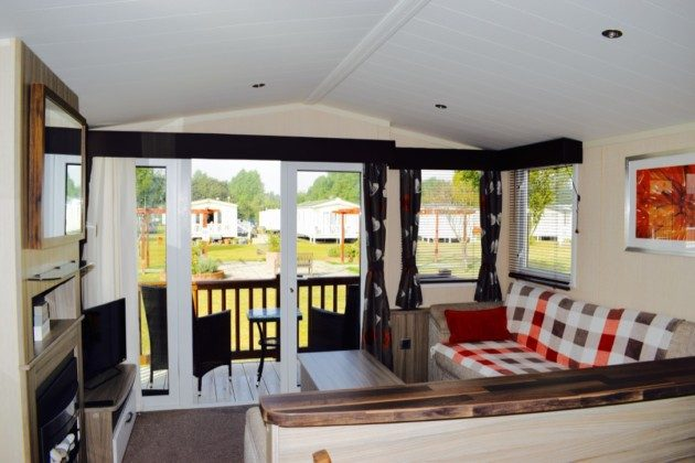 Excellent Static Caravan For Hire  Hopton Holiday Village  Luxury Three