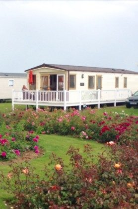 Amazing Private Caravan Sleeps 8 For Hire At The Haven Holiday Park Caister