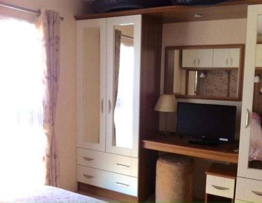 Excellent STUNNING BEACH FRONT Caravan For Hire At Havens Caister On Sea Great
