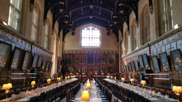 Explore Harry Potter film locations in the UK