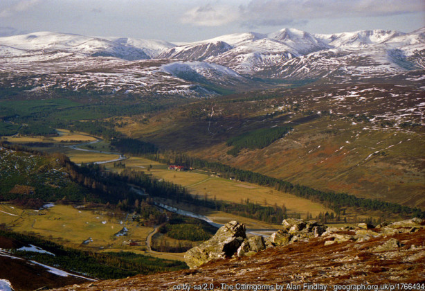 Static Caravan Holidays Near the Cairngorms