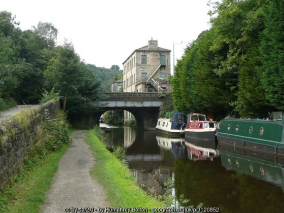 caravan rental in Hebden Bridge