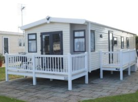 WILLERBY CAMEO 38 x 12'8 @ Hopton Holiday Village, Hopton-on-sea