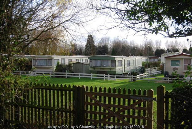 static caravan parks in Kent, mobile homes to rent in Kent,