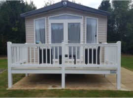 Brand New (2016) Three Bedroom Holiday Home in Exclusive Golf Village, Hopton Holiday Village, Great Yarmouth