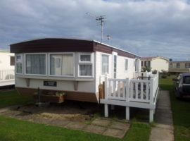 Birch 737 Kingfisher holiday park, Ingoldmells, Skegness 3 bedrooms 8 berth