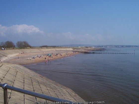 South Devon Holiday Parks - Dawlish Sands
