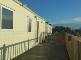 """The Lowchens"", Port Haverigg Marina Village Park, Millom, Cumbria, from £60  a night (minimum 3 night stay)"