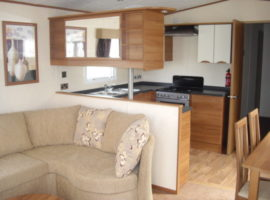 Thornwick Bay Holiday Home
