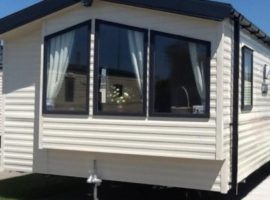 Primrose Valley Filey Deluxe 8 berth Caravan to hire at Haven's 5* Holiday Park