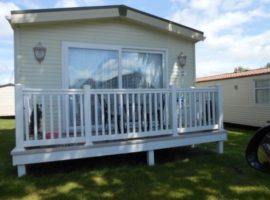 PLATNIUM TOP OF THE RANGE HOLIDAY HOME AT HAVENS WEYMOUTH BAY DORSET.
