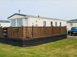 Lovely Private Holiday Home to Rent at Riverside Holiday Park, Nr Newquay