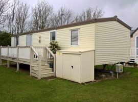 Private Static Caravan To Rent at Park Dean Resorts on St Margaret's Bay Holiday Park Dover Kent.  Offering discounted prices...!!